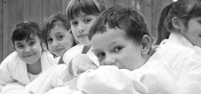 Il primo corso propedeutico al karate di Alessandria
