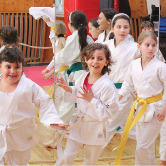 Karate per bambini Alessandria