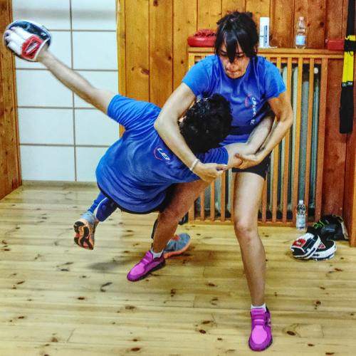 Preparazione fisica per la difesa personale