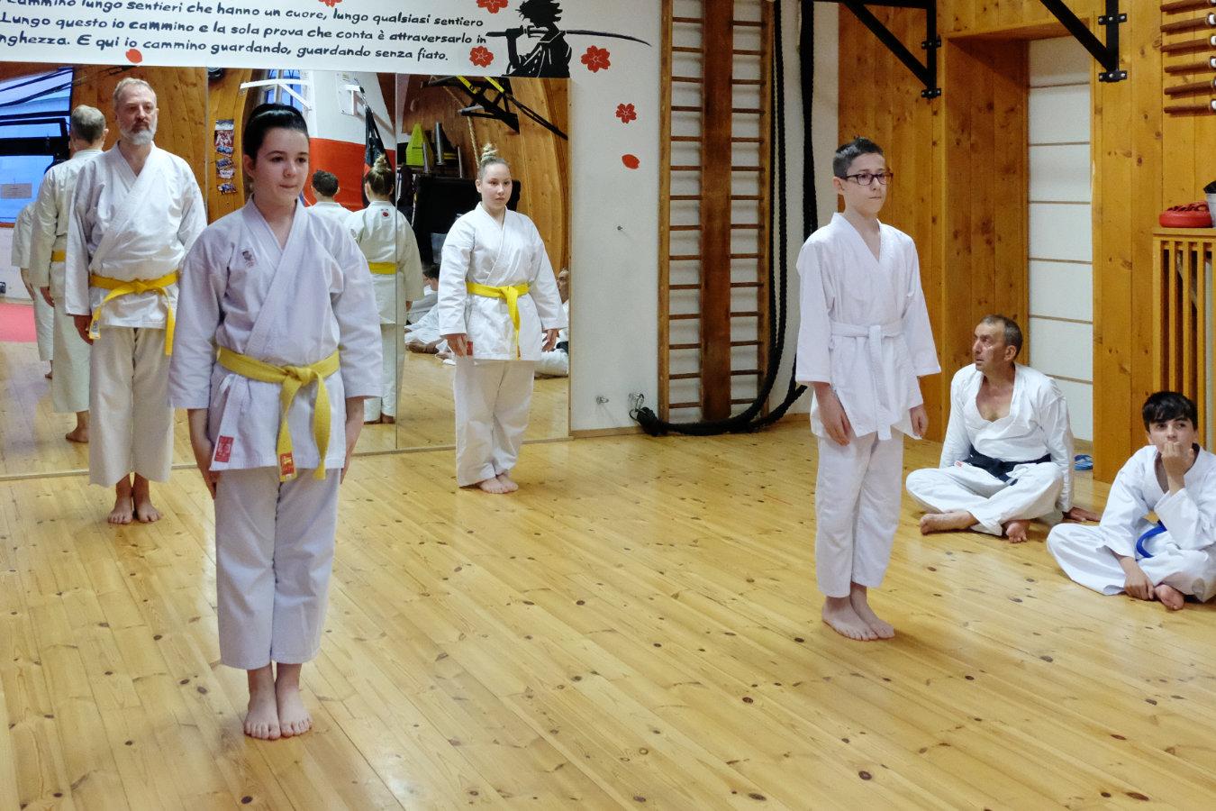 Corso karate Alessandria