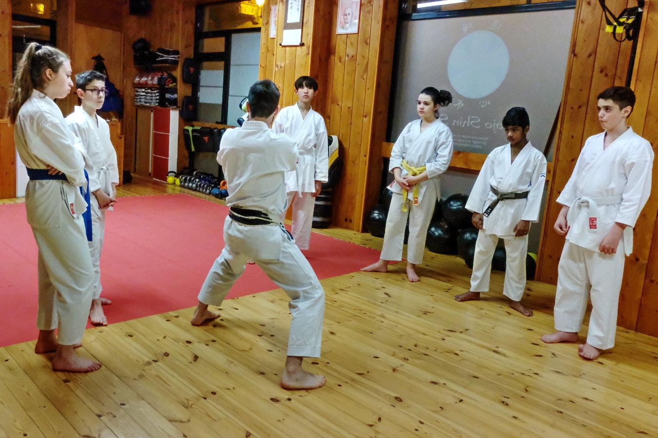Approfondimento karate alessandria