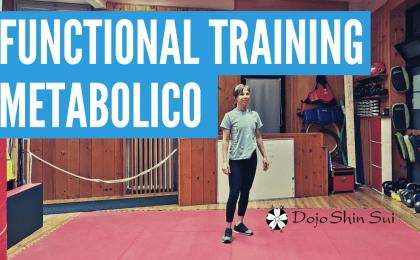 L'allenamento che ti propongo oggi è un allenamento funzionale metabolico! Una forma di allenamento semplice ma molto intensa! Per cui rimboccati le mani e preparati a faticare!!