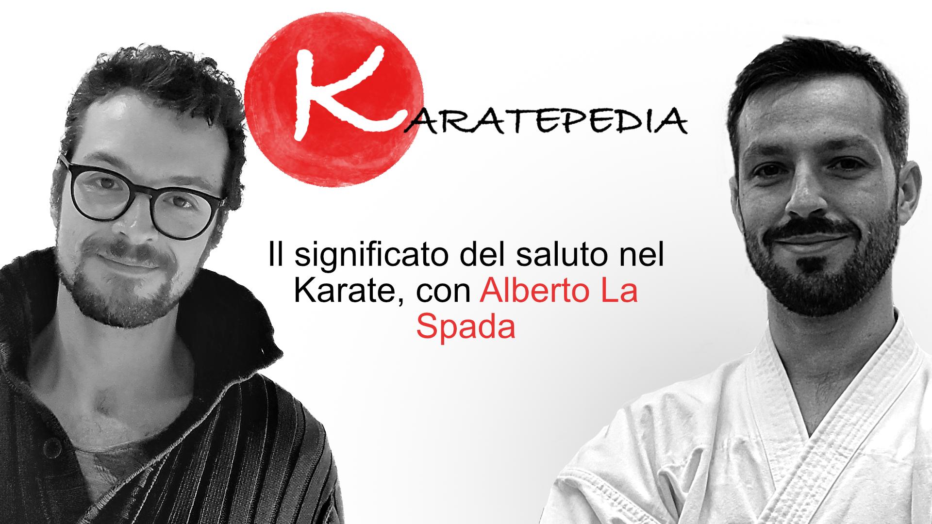 Il significato del saluto nel karate